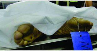 larangan autopsi