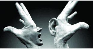 bicara yang baik atau diam